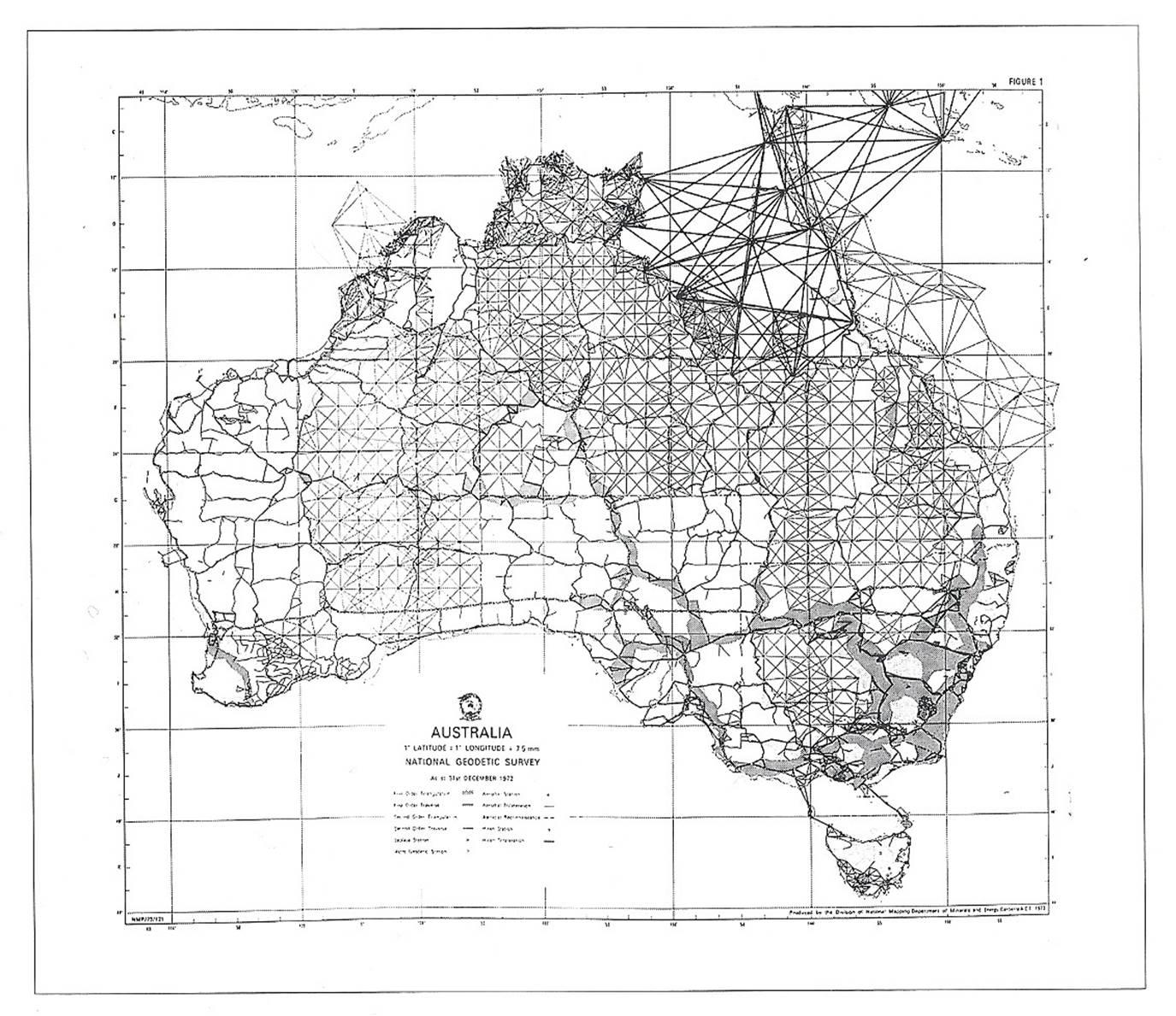 AERODIST STATION MARKING OR GROUNDMARKING - Us geodetic survey maps
